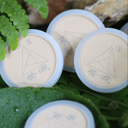 Ceramic CO2 diffuser disc for diffusers of planted tanks